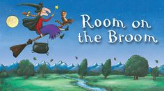 Room on the Broom Arts Centre Melbourne - Giveaway! http://tothotornot.com/2016/12/room-on-the-broom-melbourne/