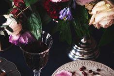 Dark Romance, czyli jak dodać pikanterii w Walentynkowy wieczór? Linguine, Chocolate Fondue, Feta, Romance, Lunch, Dark, Desserts, Eat Lunch, Dessert