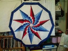 A beautiful example of the Stargello Pattern. Purchase yours today at http://www.phillipsfiberart.com/shop/Jewel-Box-Tools--Patterns/p/Stargello-Pattern-x12926486.htm