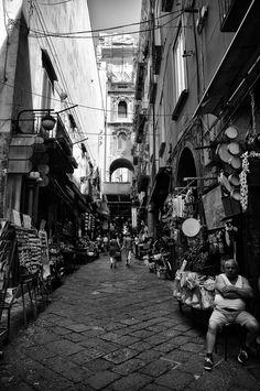 San Gregorio Armeno, Napoli,Italy.Stefano Santos