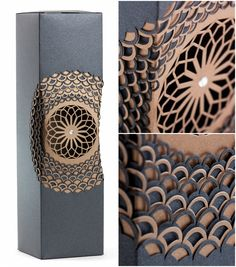 Diamond Box designed by Pringraf, digitally cut & creased by Highcon Euclid