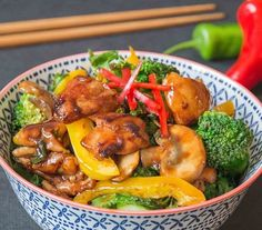 21 Homemade Healthy Chicken Recipes | https://homemaderecipes.com/21-healthy-chicken-recipes/