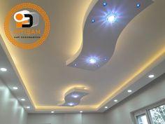 Ceiling Design Living Room, Bedroom False Ceiling Design, Living Room Designs, Gta Vi, Modern Bathroom Design, Interior Lighting, Decoration, Wall Design, Sweet Home