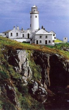 Fanad Head Lighthouse, Fanad Head Ireland