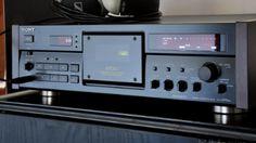 SONY TC-K970ES (Collectioned) - Numérisation Restauration Transfert Sauvegarde Audio - www.remix-numerisation.fr