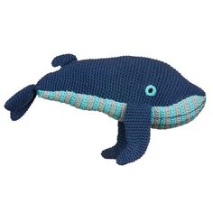 Large Soft Toy - William Whale