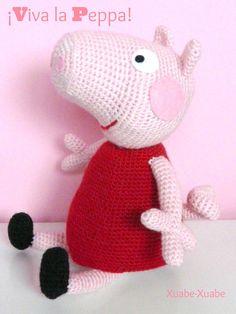 Xuabe-Xuabe: Catálogo de productos Xuabe-Xuabe Crochet Geek, Crochet Toys, Knit Crochet, Crochet Patterns, Crochet Ideas, Lana, Hello Kitty, Dinosaur Stuffed Animal, Geek Stuff
