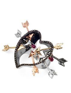 Delfina Delettrez Spring 2012 Collection....