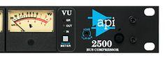 API: 2500 Stereo Compressor