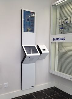 Touchscreen Ticketing Kiosks from Kiosks4Business