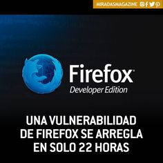Tecnología>> Cuando tienes mucha mano de obra arreglar las vulnerabilidades de seguridad ocurre deprisa. De hecho a Mozilla le ha llevado solo 22 horas parchear una vulnerabilidad de día cero identificada en Firefox en la competición de hacking Pwn20wn que tuvo lugar la semana pasada. La nueva versión de Firefox 52.0.1 que fue lanzada el viernes contiene un parche para una falla descubierta por hackers en la competición. El arreglo ha sido confirmado a través de Twitter por Asa Dotzler el…