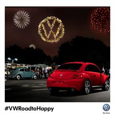 Independence is something we love to celebrate. #VWBeetle