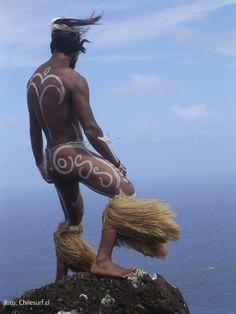 pueblos originarios: rapa nui