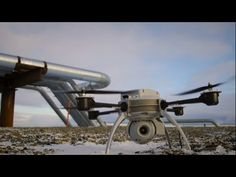 In Prudhoe Bay, Alaska, BP conducted pilot testing of Unmanned Aerial Vehicle (UAV) technology to enhance pipeline inspection and safety. Equipped with high-resolution cameras, the Aeryon Scout provides visual inspections of equipment, helping crews assess and respond to maintenance needs. The small rotor-wing aircraft is flown from a hand-held ...