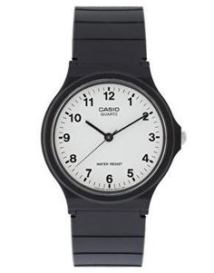 Casio classic analogue retro watch MQ-24-7BLL MQ24   eBay Need this in my life!!! Simple and classy!