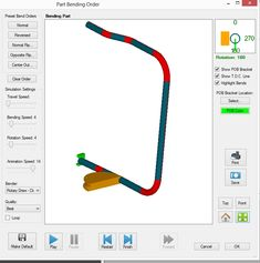 Bend-Tech EZ3D | 3D Tube and pipe bending software.