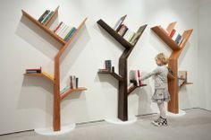 Book tree for children by Kostas Design