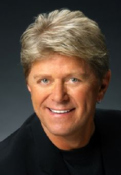 Peter Cetera of the band Chicago. 'loved  NEXT TIME I FALL, his duo with Amy Grant