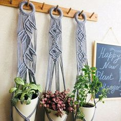 40+ Macrame Plant Hanger Exposed 149 - decoryourhomes.com