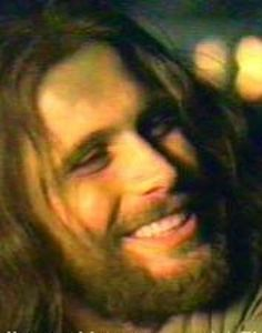 An image of a happy and smiling Jesus