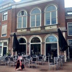 Nobel Haarlem aan het Spaarne #nobel #restaurant #lunch #terras #haarlem