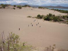 Las Dunas de Baní (un desierto en El Caribe), Baní, R.D.