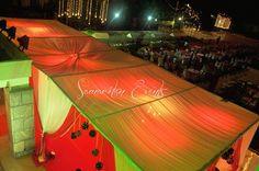 Entrance Canopy Top Wedding Decor