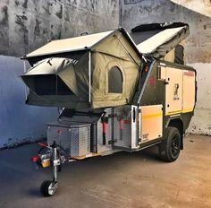 The Conqueror Trailer(Tent Camping Hacks)