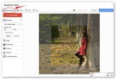 picknick editor de fotografías de google+