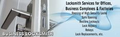 For all your commercial locksmith requirements, we at Locksmith Pretoria SA can help. We are available and cover the whole of Pretoria and Centurion areas.