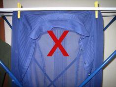 Trucos para tender la ropa y ahorrar a la hora de planchar