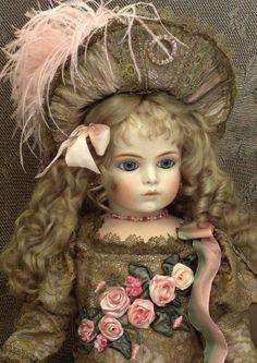Прекрасные винтажные куклы и их коллекционные наряды: 32 вдохновляющих фото - Ярмарка Мастеров - ручная работа, handmade