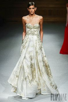 Tony Ward Spring-summer 2015 - Couture