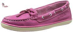 TBS Cadice, Chaussures bateau femme - Rose (Fuschia), 40 EU - Chaussures tbs (*Partner-Link)