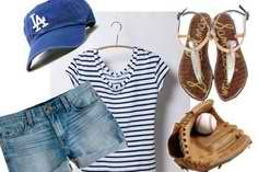 What to wear at a Baseball Game