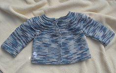Ravelry: Simple Cardigan pattern by Adrienne Ku