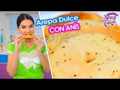 Arepa dulce con Anís - YouTube Chefs, Youtube, Recipes, Thursday, Thanks, Cooking, Youtube Movies