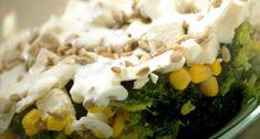 Sałatki na imprezę - 12 sprawdzonych i łatwych przepisów Grains, Rice, Food, Essen, Meals, Seeds, Yemek, Laughter, Jim Rice