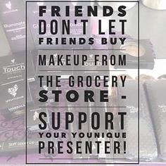 Support Your Younique Presenter...  www.bnbeautiful.com
