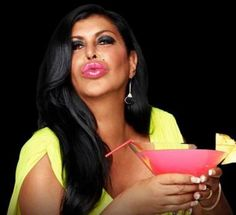 Big Ang (Mob Wives) Breaks Her Silence On Cancer Return Big Ang Mob Wives, I Wish You Would, Celebrity Deaths, Moment Of Silence, Big Lips, Sassy Pants, Real Housewives, Long Hair Styles, Neil Murphy