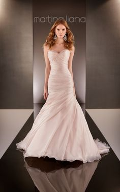 Martina Liana Wedding Dresses. To see more: http://www.modwedding.com/2014/06/24/martins-liana-wedding-dresses/ #wedding #weddings #wedding_dress