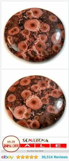28.5Ct Natural Red Poppy Jasper Cabochon (28mm) | eBay https://www.ebay.com/itm/28-5Ct-Natural-Red-Poppy-Jasper-Cabochon-28mm-/372113150029?hash=item56a3ac104d:g:mAYAAOSwiYlZ7W3a