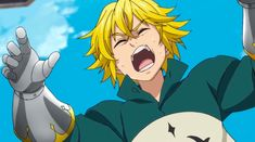 The_Duck02 Seven Deadly Sins Anime, 7 Deadly Sins, Seven Deady Sins, The Seven, Fan Art, Hero, Manga, Random Pictures, Fictional Characters