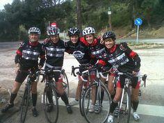 Trinenes. Stage Calella 2012