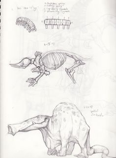 Another Sketchpage by M0AI.deviantart.com on @DeviantArt
