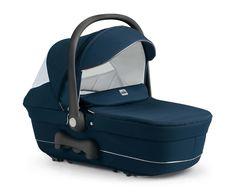 Cam Kinderwagen Dinamico UP blue-anthrazit by CAMSPA Italy für Baby und Kind