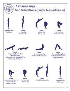 surya namaskar sun salutations  surya namaskara yoga