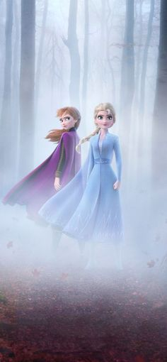 frozen wallpaper marvelous wallpaper 11252436 Frozen 2 Queen Elsa and Anna movie 2019 wallpaper Frozen 2 Wallpaper, Disney Phone Wallpaper, Princesa Disney Frozen, Disney Princess Frozen, Frozen Art, Frozen Elsa And Anna, Frozen Anime, Elsa Anna, Disney Princess Pictures