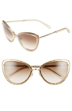 c46b0270975 kate spade new york  klaudia  57mm cat eye sunglasses
