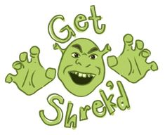 Shrek Sticker Shrek Memes, Shrek Quotes, Shrek Funny, Shrek Drawing, Punk Disney Princesses, Princess Disney, Personal Motto, Beer Pong Tables, All The Things Meme